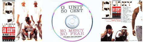 No Mercy No Fear CD Cover download