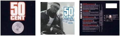 Power Of The Dollar Album Cover 50 Cent